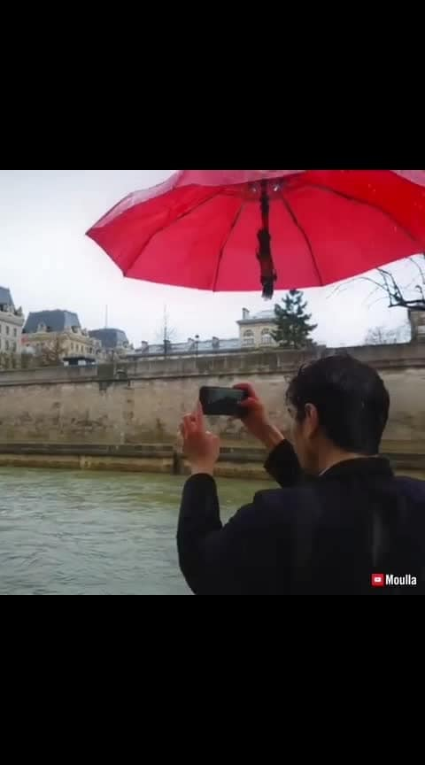 Dron umbrella