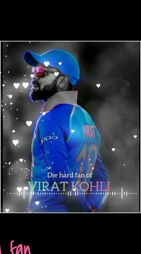 Die hard fan of VIRAT KOHLI🙏🙏