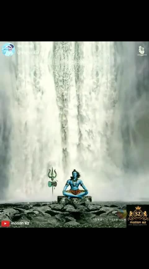 शिव शंभो...#roposobhaktis
