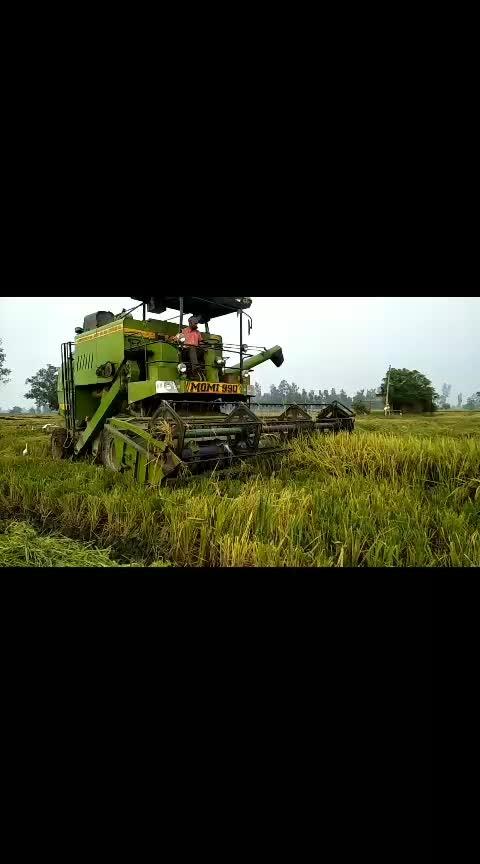 #harvester #harvesting