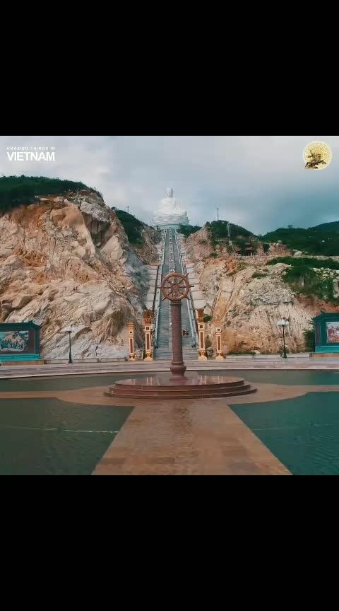 Seating BUDDHA in Vietnam