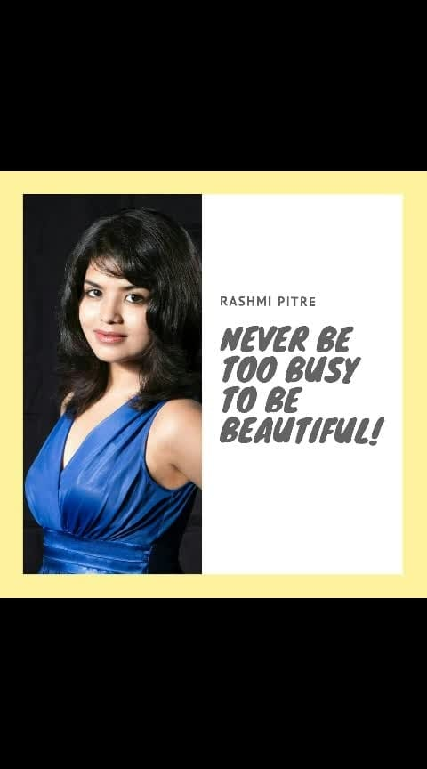 #rashmipitre  #actor  #celebritystyle  #motivation  #quoteoftheday  #roposo
