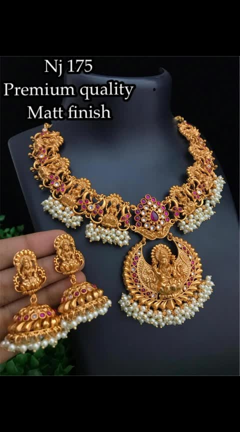 #jwellerycollection #sravanamasamcollection #sravanamasampoojaspecial #templejwellery#templecollection #sravanamasamcollection #sravanamasamstarts #ashadamsale #ashadamspecialprice #ashadamoffers #ashadam #jwelleries #jwellerybox #jwellery #jwells #jwellarylove #jewelrydesigner Cost between 2000 to 3500  No cash on delivery No return and replacement Intrested people can call or wats app to 8367373114 My jwellery collection page https://www.facebook.com/My-jwellery-collection-786600328402889/  My saree collection page https://www.facebook.com/Uppada-and-all-type-of-pattu-collection-1009668725889301  My playlists Money earning tips  https://www.youtube.com/playlist?list=PLdPwv-d3B1es0hzQOyx7hEJgtVuLs2E5R Banking classes https://www.youtube.com/playlist?list=PLdPwv-d3B1euKu4lzVDH2Va6T2w8UPk_h My channel related to shopping in youtube https://www.youtube.com/channel/UCWn9eoJEahEZMIrcXaWhNrw  Work from home reselling app link My referal code  Meesho App referal code and my link https://meesho.com/invite/SWATHIA915  Planning to buy a mobile  http://ckaro.in/arbCItmIn http://ckaro.in/ah5v5GJSe http://ckaro.in/aTRxCxITI http://ckaro.in/a5bcatCyk http://ckaro.in/apdc7eezs http://ckaro.in/aP0AraDjs http://ckaro.in/avraTwWA9  Kurti http://ckaro.in/aSvrQGGD1 http://ckaro.in/agmrNAGC9 http://ckaro.in/a7278Ky2T http://ckaro.in/aH3tDojoY http://ckaro.in/a7XHixVPB Planning to buy a saree Beautiful saree link http://ckaro.in/aTZUdHo3s Chiffon cherked saree http://ckaro.in/anXPs4v1C Emblished sattin saree http://ckaro.in/aZdQ6cHpZ Licra blend saree http://ckaro.in/acJUsaqQR Mustard yellow solid saree http://ckaro.in/apAyK94oQ Yellow striped silk cotton saree http://ckaro.in/alIofsWgA Printed art silk saree http://ckaro.in/a2GNCy42p Embroidary poly crape saree http://ckaro.in/avpU7a7a5 Kanjivaram cotton silk saree http://ckaro.in/aArc5VCqR  Kurtis