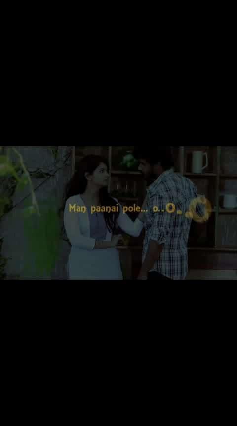 Cute love song#en moochum vena#en pechum vena#nee mattum pothum💝💕