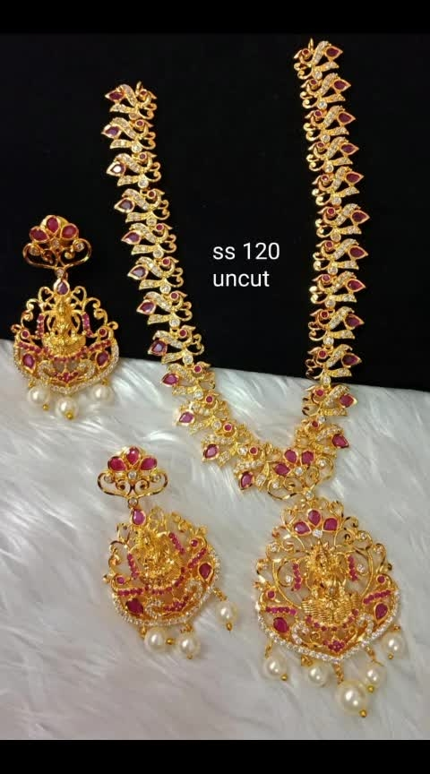 #jwellerycollection #sravanamasamcollection #sravanamasampoojaspecial #templejwellery#templecollection #sravanamasamcollection #sravanamasamstarts #ashadamsale #ashadamspecialprice #ashadamoffers #ashadam #jwelleries #jwellerybox #jwellery #jwells #jwellarylove #jewelrydesigner #neckset #necklaceoftheday #necklaceforsale #necklaceforwomen #necklaceset  Cost 900  No cash on delivery No return and replacement Intrested people can call or wats app to 8367373114 My jwellery collection page https://www.facebook.com/My-jwellery-collection-786600328402889/  My saree collection page https://www.facebook.com/Uppada-and-all-type-of-pattu-collection-1009668725889301  My playlists Money earning tips  https://www.youtube.com/playlist?list=PLdPwv-d3B1es0hzQOyx7hEJgtVuLs2E5R Banking classes https://www.youtube.com/playlist?list=PLdPwv-d3B1euKu4lzVDH2Va6T2w8UPk_h My channel related to shopping in youtube https://www.youtube.com/channel/UCWn9eoJEahEZMIrcXaWhNrw  Work from home reselling app link My referal code  Meesho App referal code and my link https://meesho.com/invite/SWATHIA915  Planning to buy a mobile  http://ckaro.in/arbCItmIn http://ckaro.in/ah5v5GJSe http://ckaro.in/aTRxCxITI http://ckaro.in/a5bcatCyk http://ckaro.in/apdc7eezs http://ckaro.in/aP0AraDjs http://ckaro.in/avraTwWA9  Kurti http://ckaro.in/aSvrQGGD1 http://ckaro.in/agmrNAGC9 http://ckaro.in/a7278Ky2T http://ckaro.in/aH3tDojoY http://ckaro.in/a7XHixVPB Planning to buy a saree Beautiful saree link http://ckaro.in/aTZUdHo3s Chiffon cherked saree http://ckaro.in/anXPs4v1C Emblished sattin saree http://ckaro.in/aZdQ6cHpZ Licra blend saree http://ckaro.in/acJUsaqQR Mustard yellow solid saree http://ckaro.in/apAyK94oQ Yellow striped silk cotton saree http://ckaro.in/alIofsWgA Printed art silk saree http://ckaro.in/a2GNCy42p Embroidary poly crape saree http://ckaro.in/avpU7a7a5 Kanjivaram cotton silk saree http://ckaro.in/aArc5VCqR  Kurtis