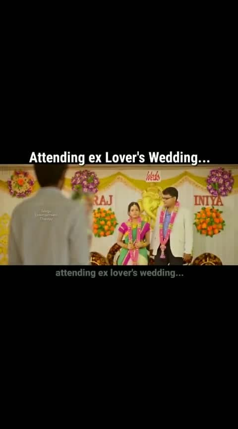 #attendingexloverwedding💔 #undiporadheysadversion #exgirlfriend #undipotharaasadversion #boyfriendgirlfriend ❤️