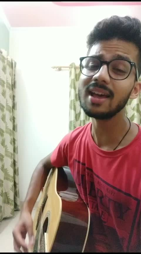 Hasi   Raw Cover By Me 🤗 Do Watch And Share 💓  #singing #singer #singers #music #musician #musicians #guitar #guitarist #artists #talent #roposo #roposotalent #risingstar #songs #song #videosongs #love #romantic #indiansingers