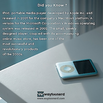 Did you know ?  www.waytoonerd.com  #technology #tech #software #computer #gadgets #follow #android #instatech #technews #dailyfact #didyouknowfacts #quotes #funfacts #true #doyouknow #motivation #awesome #quote #factsonly #iphone #iphonex #ios #applewatch #ipad #macbook #iphonexsmax