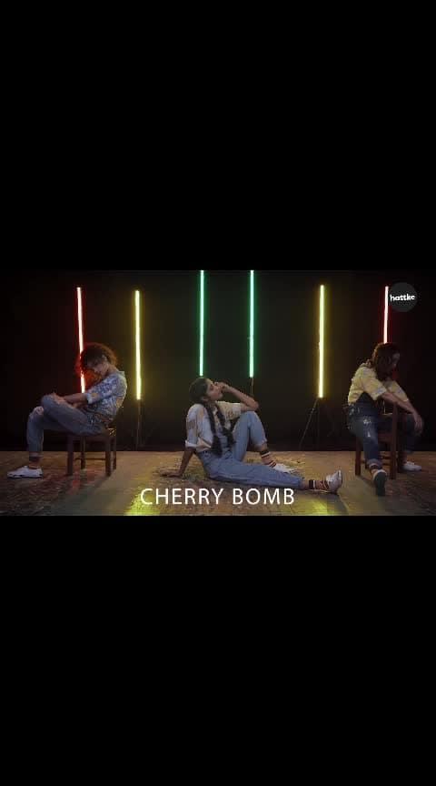 Cherry Bomb - Muqabala Muqabala _  Bollywood Dance 1