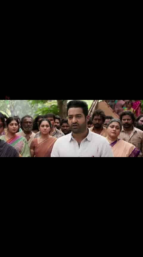 #Aravinda_Sametha Best Scene ..! 👌🙌😍❤️❤️