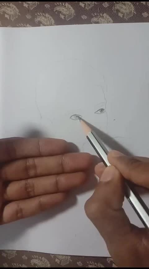 #hbdsurya #sketchbook #my-art #art