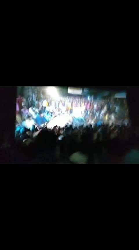 craze in theatres surya