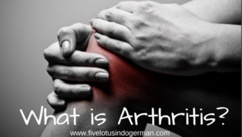 Arthritis is a general term for around 200 conditions that affect muscles, bones, joints and their surrounding tissues which ultimately causes joint pain, disease, inflammation or dislocation. When the joint cartilage wears away, a bone rubs against another bone causing tearing pain. It is seen commonly in both men and women in their mid-age. It is one of the causes of immobility. Naturopathy is capable to cure arthritis.  Sources (S): http://fivelotusindogerman.com/arthritis-pain-management-treatment/
