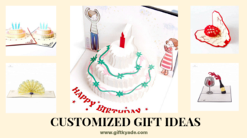 Personalized gifts online | Customized gifts for birthday  The best way to surprise your special ones on their birthdays is by presenting them a portion of love in the form of customized gifts. Here are a few more personalized gift ideas you can get started with. Check out GiftKyaDe.com for more online customized gift ideas  Sources (S): https://www.giftkyade.com/customized-gifts