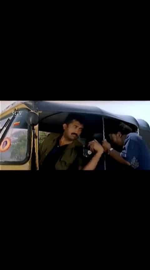 Sadhu Kokila asking free lift to Auto Driver - Kic New