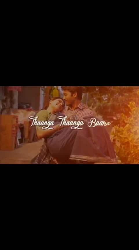 #thangamagan #dhanush#samanthaprabhu