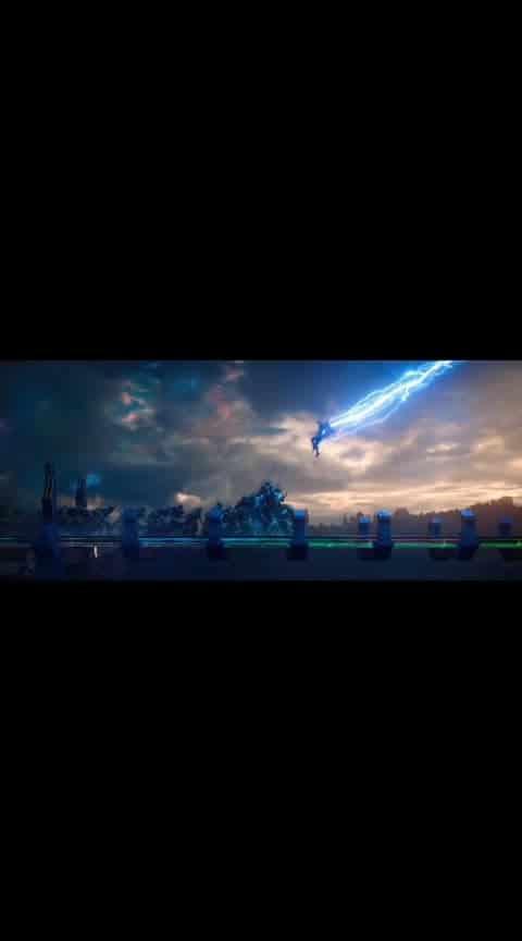 thunder feel the thunder....  #thor_rangarok  #marvel  #thunder  #feel