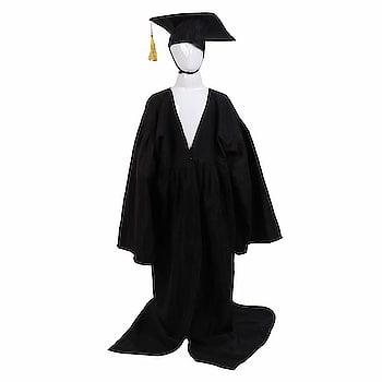 Chandu Ki Dukan Gradution Coat Costume for Kids- 3-5 Years  COAT WITH BELL SLEEVES OPEN FROM FRONT. The color of the product may vary because of the photographic lighting. Soft and comfortable wear for children Washcare: hand wash, machine wash and dry clean  https://amzn.to/2YhAzAj