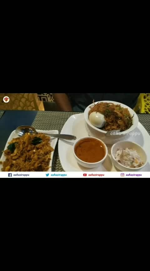 #chennaiblogger #foodieforlife #biryani #omr #foodreviewer