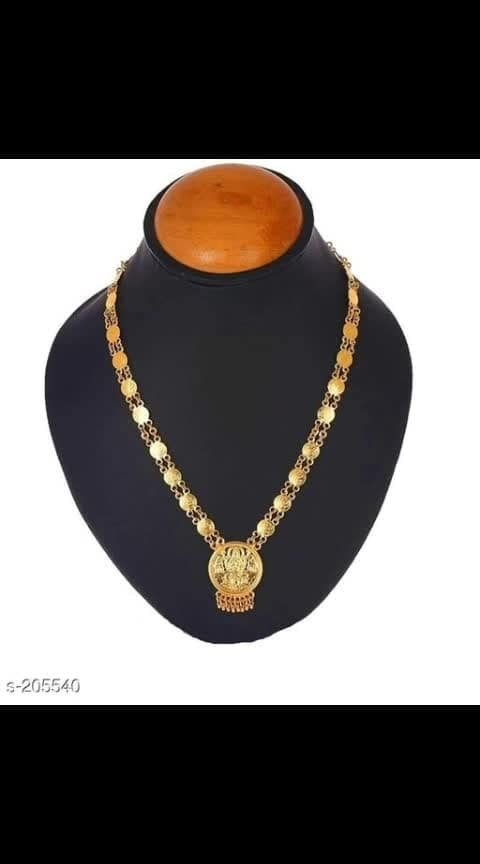 Amazing Alloy Necklaces #Re1shipping  Material: Alloy Size: Free Size Description: It Has 1 Piece Of Necklace Work: Embellished / Beads Work Dispatch: 2 - 3 Days