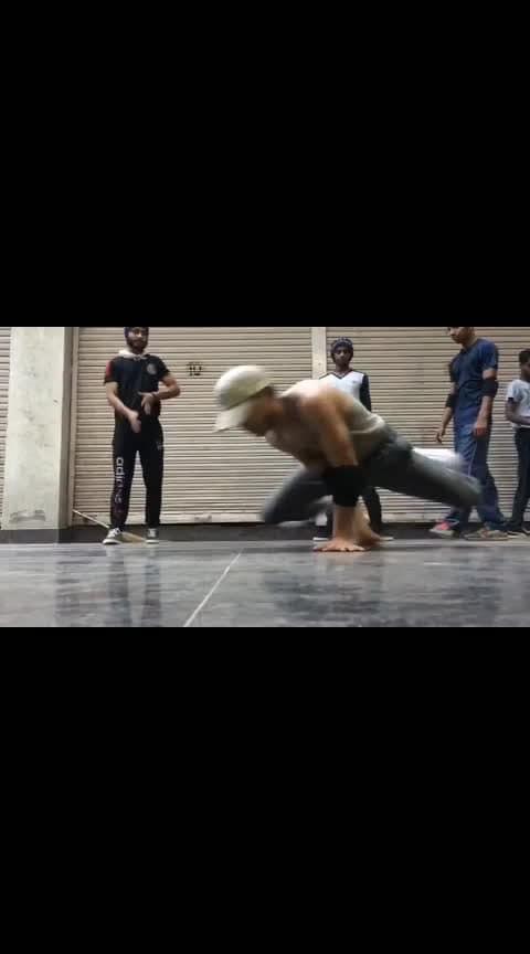 #ropo-bboy #indian #delhi  #hustling  #hiphopdance