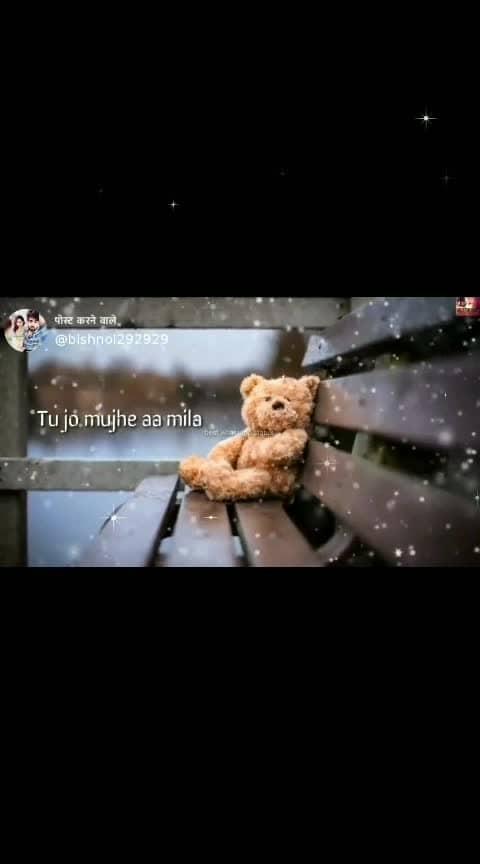 #kon_tujhe_yun_pyar_krnga_jese_me_karta_hun
