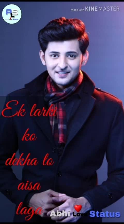 #darshanraval #lovesongs #ekladkikodekhatohaisalaga