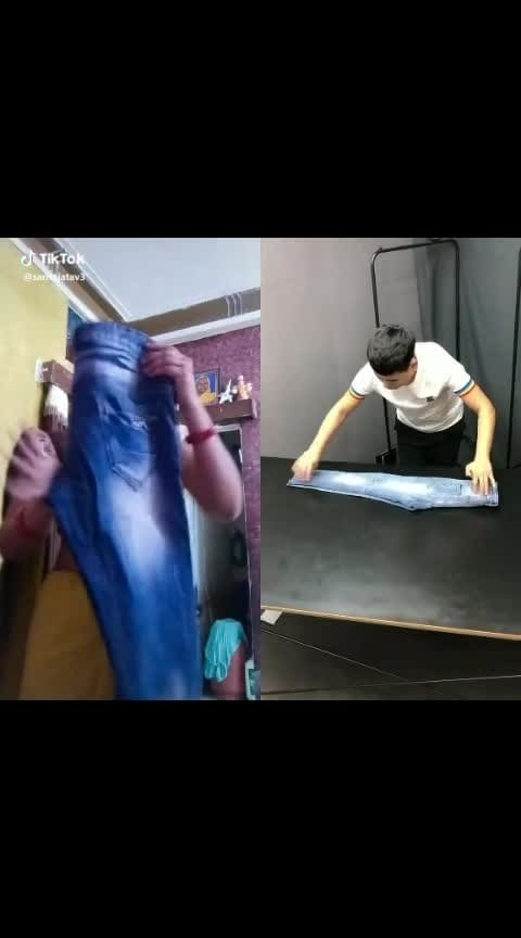clothes folding