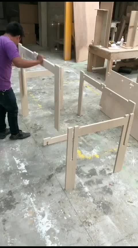 #invention of table in minute 😎😎#chairs #table #wooden #work #workload #carpainter #new-style #modernteenstyle #moderntechnology #creative-technology #technical #invent