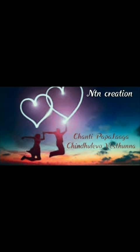 it's my  creation ntn creation