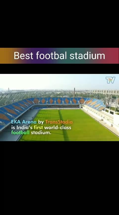 best stadium