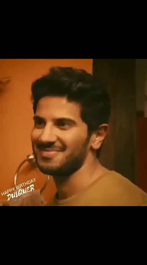 #hbddulqar #hbddq #dulquersalmaan #charming #cuteness-overloaded #loveness #smilez