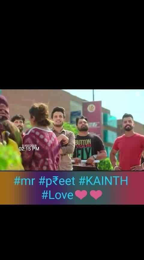 #lovep₹eet #KAINTH❤️❤️