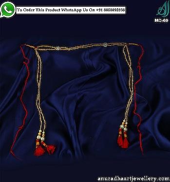 Designer Mundavali Collection. To see more designs click on the link: https://bit.ly/2UXIl1v . . . . . . . . . . . . .  #mundavlya #mandoli #mundavli #mundavlya #bridalmundavli #mundavliforgroom #weddingmundavli #weddingjewellery #maharashtrianjewellery #maharashtrianweddingjewellery #jewellery #mundavliforbrideandgroom #bridaljewellery