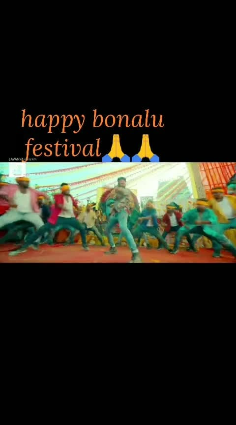 #happybonalu #telangana-festival #happy-festival