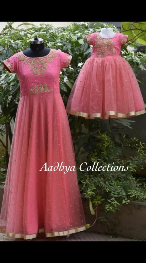 #momanddaughter #momanddaughtergoals #momandkiddy #daughterandmom Hai friends looking for beautiful mom and me dresses then come have a look. And if intrested then text me. Cost between 5000 to 7000 No cash on delivery No return and replacement Intrested people can call or wats app to 8367373114 My jwellery collection page https://www.facebook.com/My-jwellery-collection-786600328402889/  My saree collection page https://www.facebook.com/Uppada-and-all-type-of-pattu-collection-1009668725889301  My playlists Money earning tips  https://www.youtube.com/playlist?list=PLdPwv-d3B1es0hzQOyx7hEJgtVuLs2E5R Banking classes https://www.youtube.com/playlist?list=PLdPwv-d3B1euKu4lzVDH2Va6T2w8UPk_h My channel related to shopping in youtube https://www.youtube.com/channel/UCWn9eoJEahEZMIrcXaWhNrw  Work from home reselling app link My referal code  Meesho App referal code and my link https://meesho.com/invite/SWATHIA915  Planning to buy a mobile  http://ckaro.in/arbCItmIn http://ckaro.in/ah5v5GJSe http://ckaro.in/aTRxCxITI http://ckaro.in/a5bcatCyk http://ckaro.in/apdc7eezs http://ckaro.in/aP0AraDjs http://ckaro.in/avraTwWA9  Kurti http://ckaro.in/aSvrQGGD1 http://ckaro.in/agmrNAGC9 http://ckaro.in/a7278Ky2T http://ckaro.in/aH3tDojoY http://ckaro.in/a7XHixVPB Planning to buy a saree Beautiful saree link http://ckaro.in/aTZUdHo3s Chiffon cherked saree http://ckaro.in/anXPs4v1C Emblished sattin saree http://ckaro.in/aZdQ6cHpZ Licra blend saree http://ckaro.in/acJUsaqQR Mustard yellow solid saree http://ckaro.in/apAyK94oQ Yellow striped silk cotton saree http://ckaro.in/alIofsWgA Printed art silk saree http://ckaro.in/a2GNCy42p Embroidary poly crape saree http://ckaro.in/avpU7a7a5 Kanjivaram cotton silk saree http://ckaro.in/aArc5VCqR  Kurtis Yellow color kurti http://ckaro.in/al8I9hl20 Vero moda maxi http://ckaro.in/a02fMiiRr Silky scoop dress http://ckaro.in/aamP5KdE7