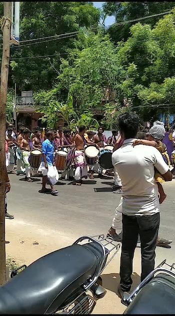 church festival #sounds #festival #sendaimelam #tamil