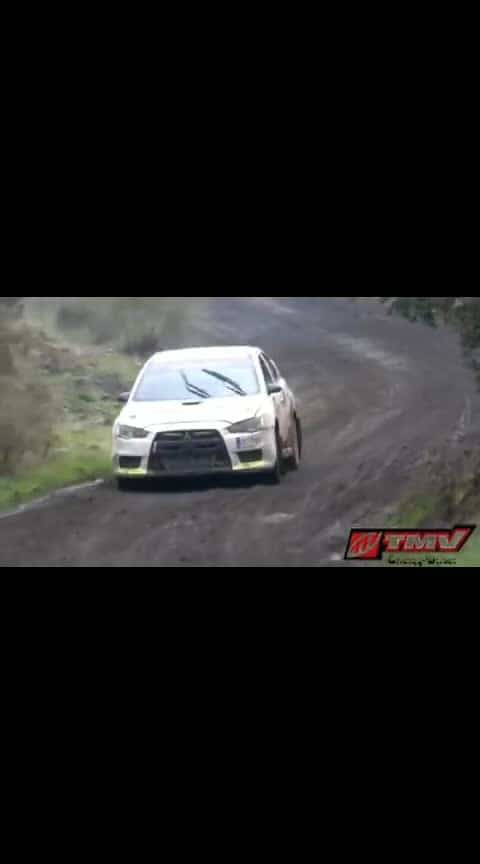 Rally Car Crashes