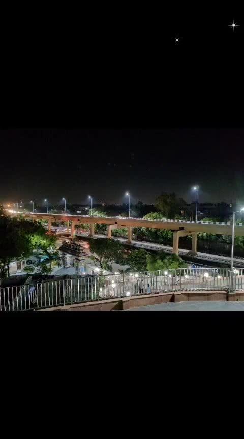 #Delhi #NewDelhi #RKPuram #viewfromthetop  #MurganTemple