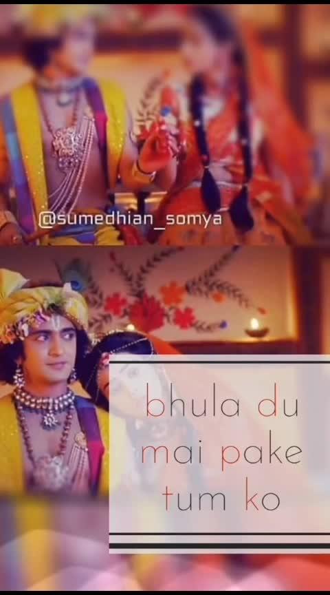 RadheKrishna RadheKrishna  ...... #bhaktichannel