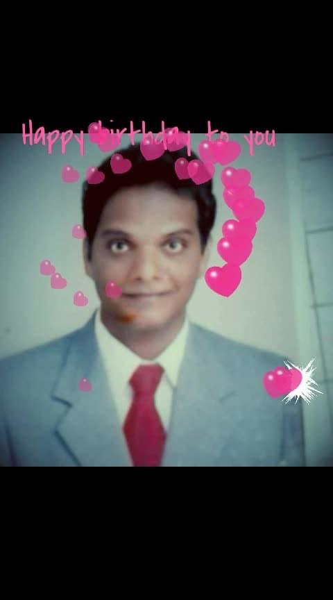 25/7/2019/ happy birthday to you my dear lovely beautiful big brother Dr Abraham Lincoln Benjamin Bhilai Steel Plant Bhilai Chhattisgarh