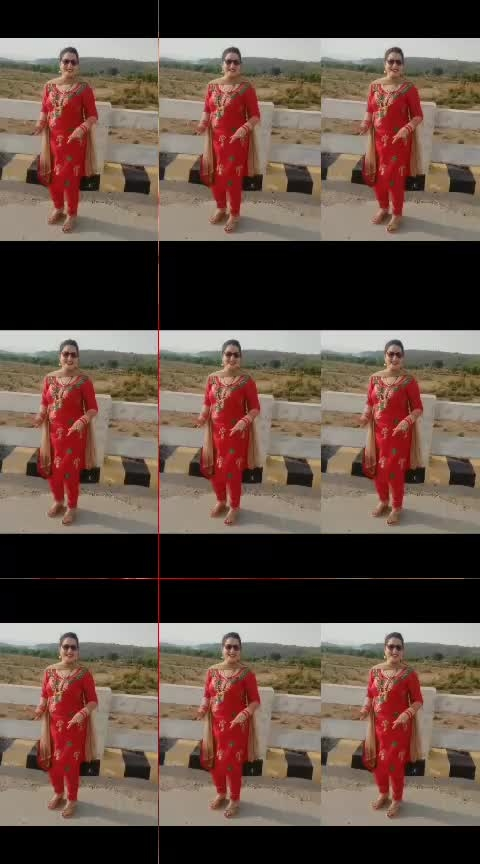 red red suit karda