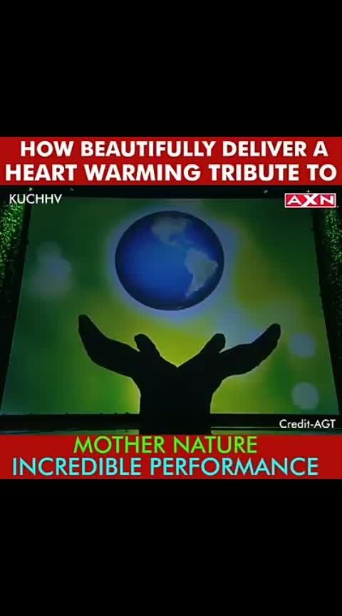 #mothernature