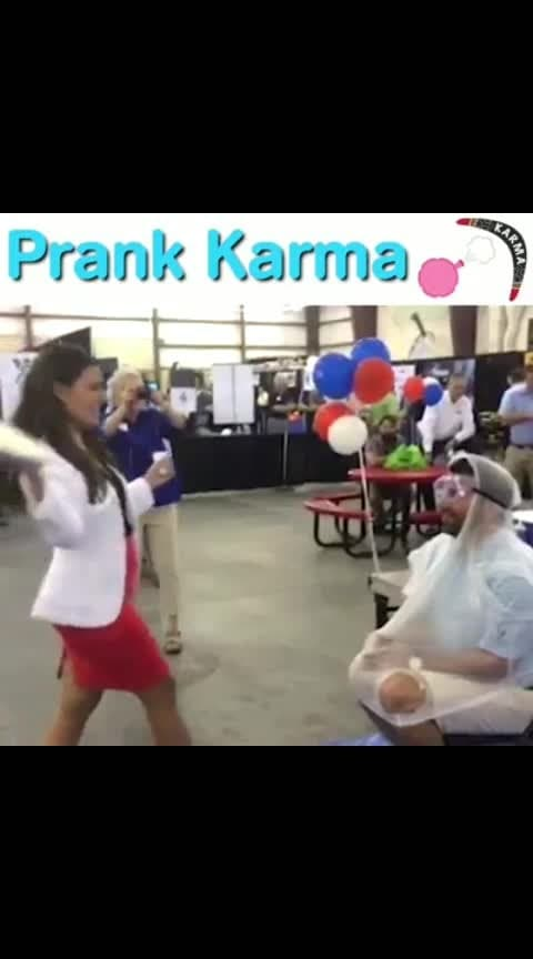 #prankchallenge