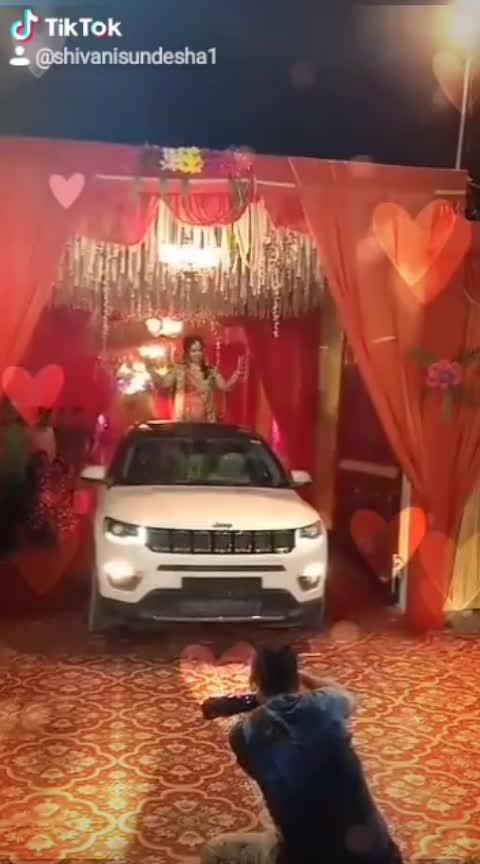 #weddingday #sangeet #entryscene #myweddinglook