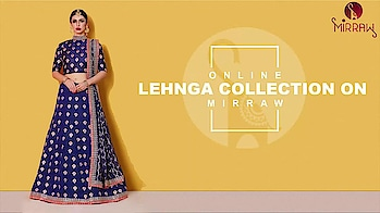 Budget Friendly Latest Lehenga Designs 2019 To see more collection of #Lehengas visit a website : https://www.mirraw.com/store/lehengas