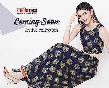 Coming soon festive collection!  www.9rasa.com  #9rasa #colors #studiorasa #ethnicwear #ethniclook #fusionfashion #online #fashion #like #comment #share #followus #like4like #likeforcomment #like4comment #ss19collection #aw19 #newcollection #newcollection2019 #festivecollection #festiveseason #newarrivals2019 #comingsoon