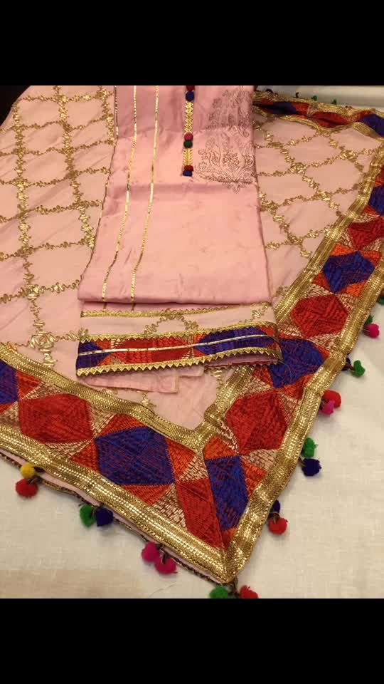 Rate:2150/-  dupian silk allover chinnon dupata Grp