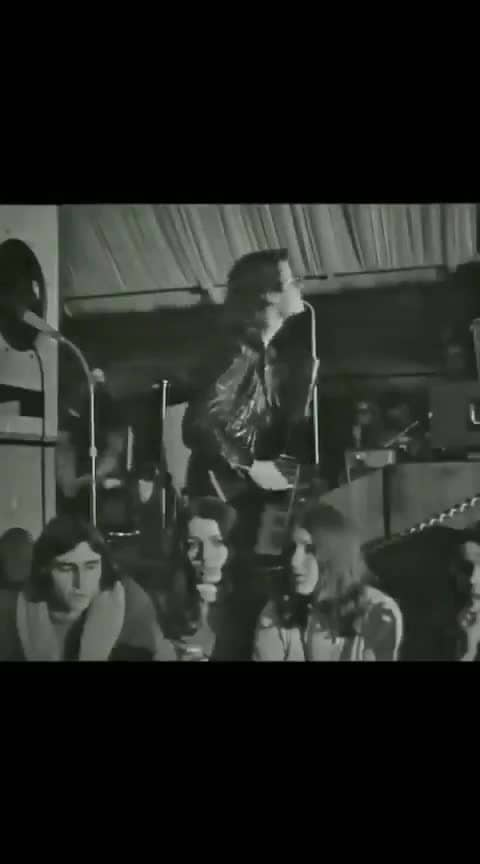 One of the first techno concerts in the world, 1970 (SOUND ON 🔊)   #history