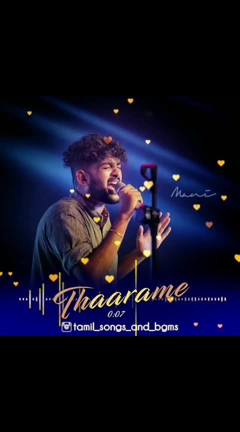follow me more status videos daily updates #tamilwhatsappstatus #instagram #instamusic#sidsriram #kadaramkondan
